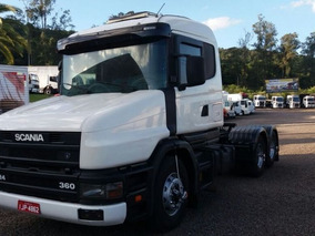 Scania 124 Nz 360 - 6x2 - Fernando Caminhões