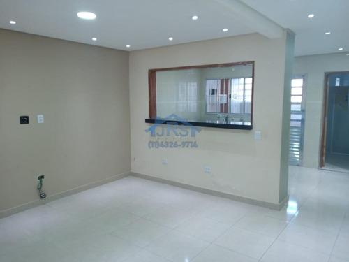 Imagem 1 de 20 de Sobrado Com 3 Dormitórios À Venda, 220 M² Por R$ 530.000,00 - Jardim Maria Helena - Barueri/sp - So1556