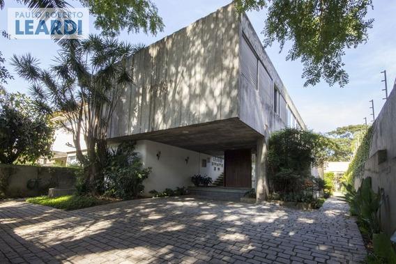 Casa Assobradada Alto De Pinheiros - São Paulo - Ref: 543130