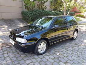 Volkswagen Gol 1995 Preta Gasolina