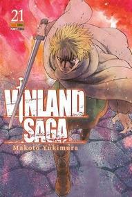 Mangá - Vinland Saga - Edição 21