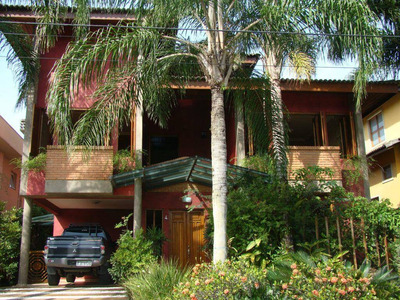 Casa No Condomínio Fechado Hanga Roa - Praia Exclusiva - Ca0048