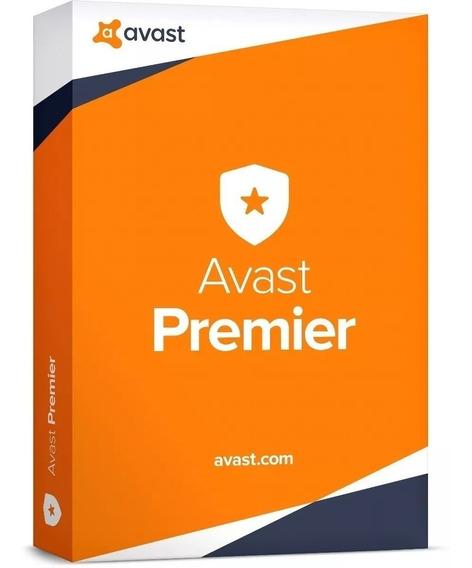 Avast Premium Security 2020 Com Licença Até 2077