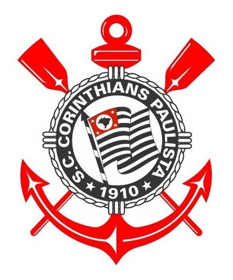 Kit 10 Adesivos Corinthians