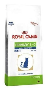 Ração Royal Canin Feline Veterinary Diet Urinary H/d 7,5 Kg