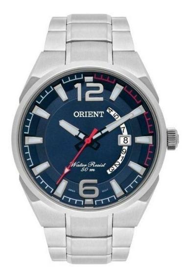 Relógio Orient Original Mbss1336 Novo