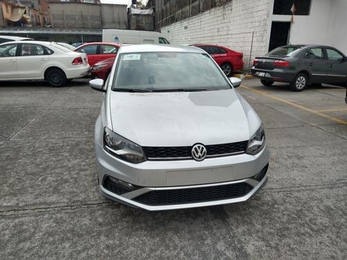 Imagen 1 de 10 de Volkswagen Polo 2020 1.6 Confortline Plus Mt