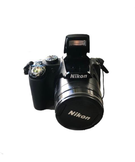 Nikon Coolpix P90 - Cámara Digital Compacta 12.1 Mp