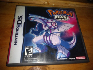 Pokemon Pearl Nintendo Ds