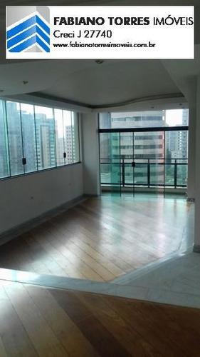 Apartamento Para Venda Em Santo André, Jardim, 3 Dormitórios, 3 Suítes, 5 Banheiros, 3 Vagas - 1800_2-841234
