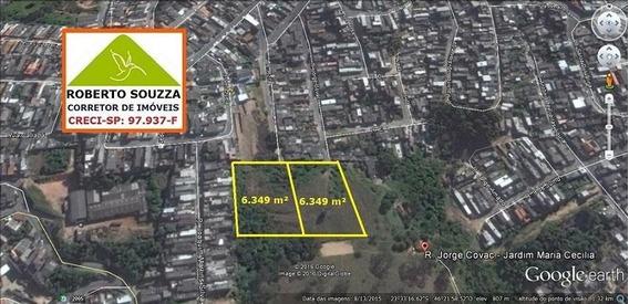 Área Para Construção Para Venda Em Ferraz De Vasconcelos, Jardim Maria Cecília - 00321_1-1526243