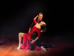 Sensacional Show De Tango Y Cantor Argentino