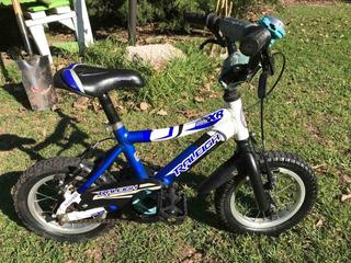 Bicicleta Raleigh Niño Mxr Con Rueditas Lista ! San Isidro