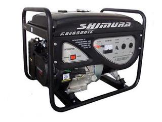 Grupo Electrogeno Shimura 6500 Generador A/ Manual Kge6500tc