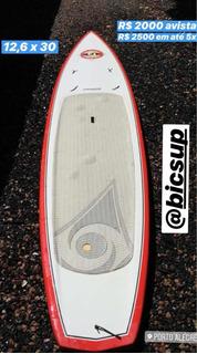 Stand Up Paddle Sup Bic 12.6 Pés Para Touring Ou Passeio.