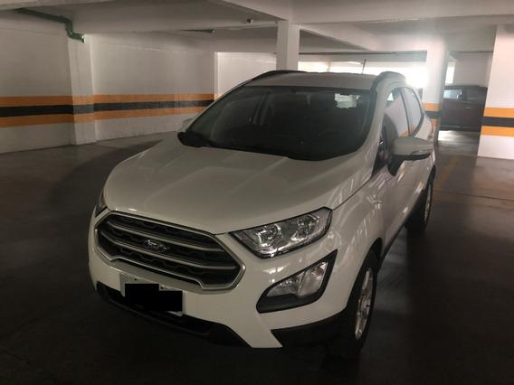 Ecosport 2018 Com Garantia De Fábrica E Apenas 10.600 Km