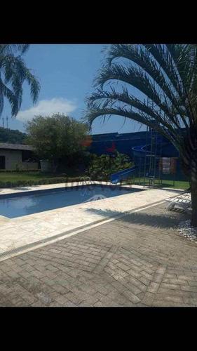 Imagem 1 de 27 de Casa Com 04 Suítes, 08 Vagas, Piscina, Churrasqueira. - V609