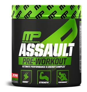 Assault X 345 Grs - Musclepharm