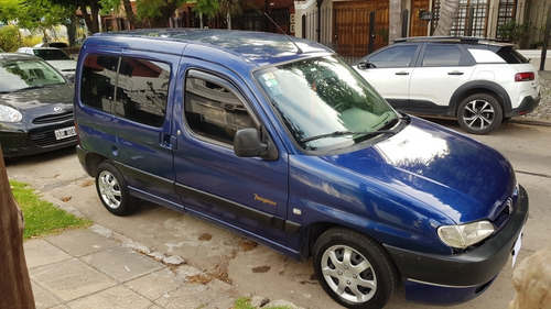 Peugeot Partner Patagónica 1.9 D Dh Aa 2002