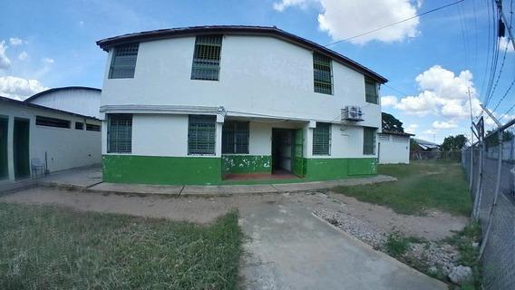 Galpon En Alquiler Zona Ind La Mata #19-20083 0412644 Merky