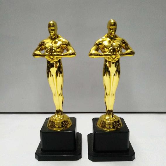Trofeo Oscar De PlasticoPara Grabar!!!