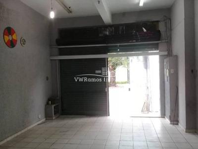 Salão Comercial Para Locação No Bairro Vila Carrão, 70 M² - 757