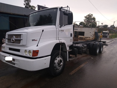 Mb 1620 Truck Chassi