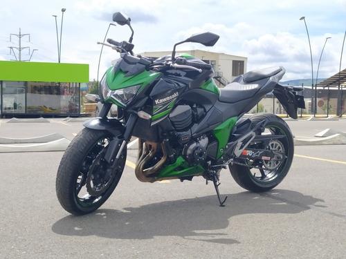 Kawasaki Z800 Como Nueva! 27 Mil Kms