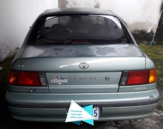 Toyota Tercel Cuarta Generación