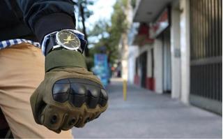 Guantes Tácticos Moto Deportes Gotcha Militar Máxima Protección