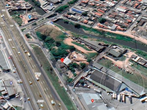 Área, 4385 M² - Venda Por R$ 5.610.000,00 Ou Aluguel Por R$ 6.000,00/mês - Jardim Modelo - São Paulo/sp - Ar0004