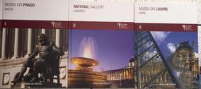 Coleção Folha Grandes Museus Do Mundo - 17 Volumes