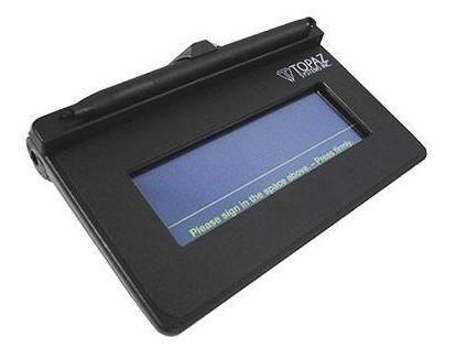 Coletor De Assinatura Topaz T-s460 Novo C/ Nf E Garantia