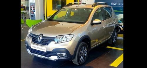 Renault Sandero Stepway 2021 1.6 Privilege 105cv Nac