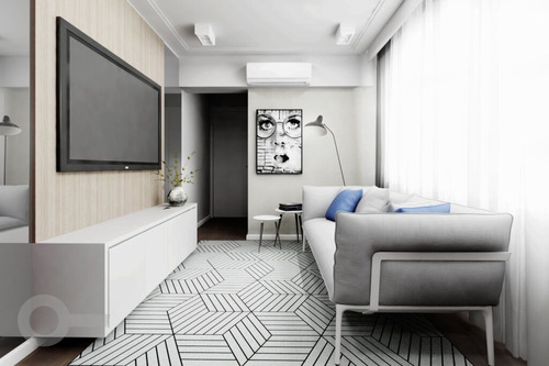 Imagem 1 de 30 de Apartamento Padrão Em São Paulo - Sp - Ap0566_rncr