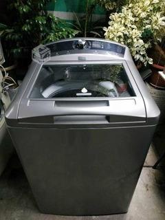 Combo Lavadora-secadora Mabe16 Kl+nevera Mabe Con Dispensado