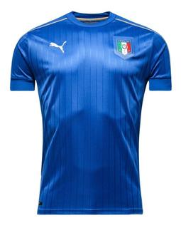 Jersey Original Puma Selección Italia Italiana Eurocopa 2016