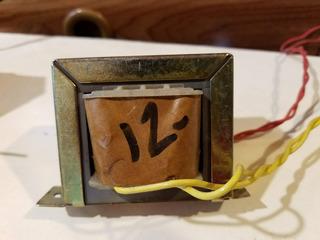 Transformador Trafo 12v 50 Watts