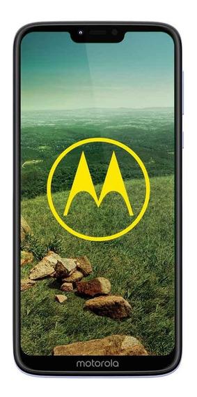 Celular Libre Motorola G7 Power Ice Violet