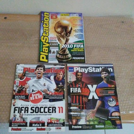 Revistas Fifa , Pes