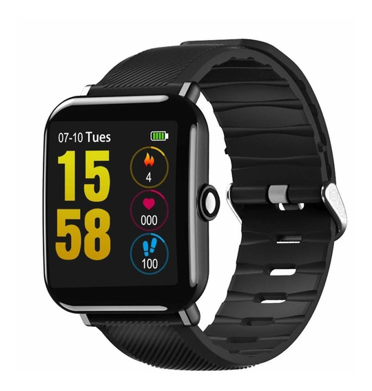 Oukitel - Reloj Inteligente Con Monitor De Ritmo Cardíaco