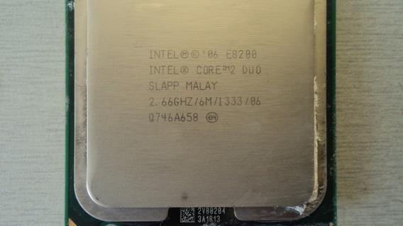Processador Intel Core 2 Duo E8200 Lga 775 Fsb 1333mhz