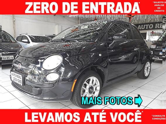 Fiat 500 Cult 2012 / Fazemos O Financiamento Sem Entrada