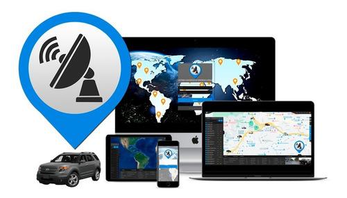 Imagen 1 de 8 de Gps Plataforma - Monitoreo Satelital - Cuenta Master