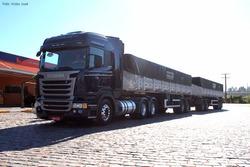 Scania R 440 Highline 6x4 Traçado Menor Entrada Do M. Livre