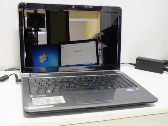 Notebook Itautec Infoway W7430 Intel Core I-5 Hd 500gb