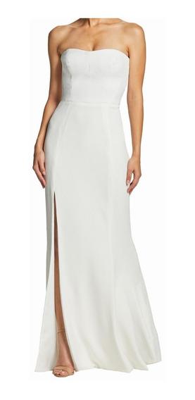 Vestido Boda Blanco Largo