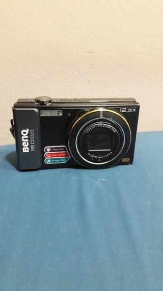 Camara De Fotos Benq 16.0 Mega Pixeles.