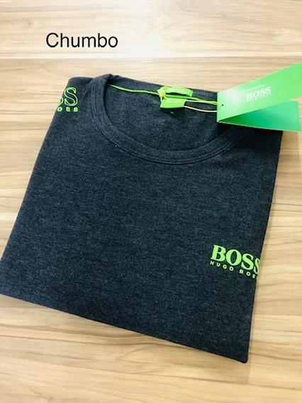 Promoção! Monte O Seu Kit Com 6 Camisas Hugo Boss.