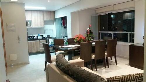 Imagem 1 de 23 de Apartamento Com 3 Dormitórios À Venda, 80 M² Por R$ 465.000,00 - Parque Industrial - São José Dos Campos/sp - Ap2147